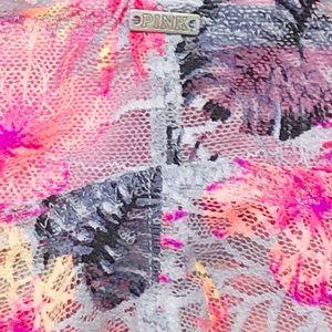 PINK Victoria's Secret Intimates & Sleepwear - NWOT PINK Victoria's Secret Push Up Lace Bralette